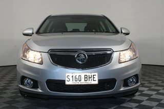 2013 Holden Cruze JH Series II MY13 CD Silver 6 Speed Sports Automatic Sedan