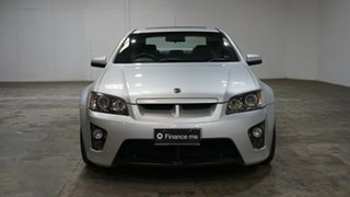 2009 Holden Special Vehicles ClubSport E Series MY09 R8 Silver 6 Speed Sports Automatic Sedan