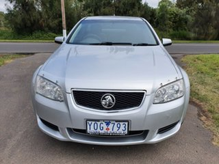 2011 Holden Ute VE Series II Omega Silver Automatic Utility