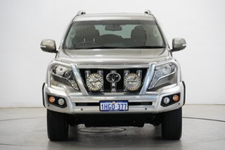 2016 Toyota Landcruiser Prado GDJ150R Kakadu Bronze 6 Speed Sports Automatic Wagon