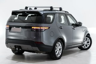 2017 Land Rover Discovery Series 5 L462 MY17 SE Grey 8 Speed Sports Automatic Wagon.