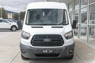 2017 Ford Transit VO 350L (Mid Roof) White 6 Speed Manual Van