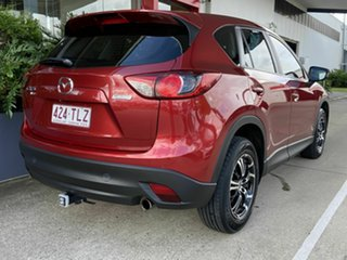 2013 Mazda CX-5 Red 6 Speed Automatic Wagon