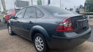 2007 Ford Focus CL Grey 4 Speed Automatic Sedan