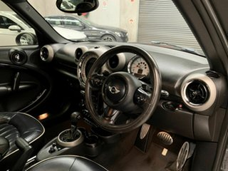2012 Mini Countryman R60 Cooper S ALL4 Black 6 Speed Sports Automatic Wagon