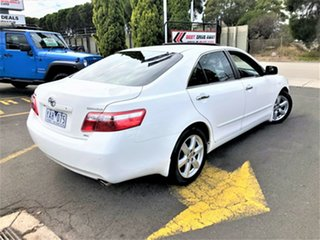 2008 Toyota Camry ACV40R Grande White 5 Speed Automatic Sedan