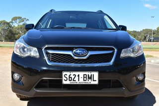 2014 Subaru XV G4X MY14 2.0i Lineartronic AWD Black 6 Speed Constant Variable Wagon.