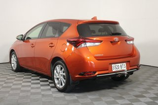 2017 Toyota Corolla ZRE182R Ascent Sport S-CVT Orange 7 Speed Constant Variable Hatchback