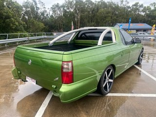 2003 Holden Commodore VY S Green 5 Speed Manual Utility.