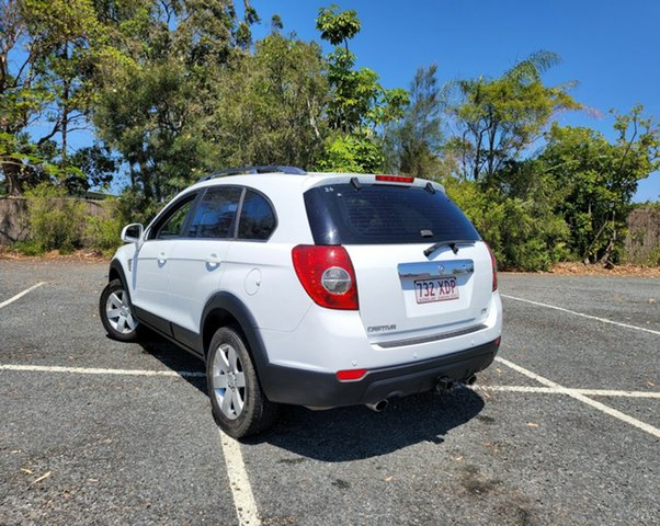 Used Holden Captiva CG MY08 LX (4x4) Southport, 2007 Holden Captiva CG MY08 LX (4x4) 5 Speed Automatic Wagon