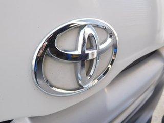 2007 Toyota HiAce KDH201R MY08 LWB White 4 Speed Automatic Van