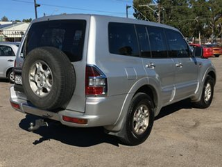2000 Mitsubishi Pajero NM Exceed 5 Speed Sports Automatic Wagon.