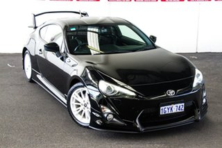 2013 Toyota 86 ZN6 MY14 GTS Storm Black 6 Speed Manual Coupe.