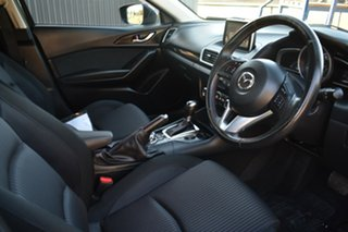 2014 Mazda 3 BM5438 SP25 SKYACTIV-Drive Black 6 Speed Sports Automatic Hatchback