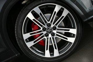 2019 Audi SQ5 FY MY19 Black Edition Tiptronic Quattro Grey 8 Speed Sports Automatic Wagon.