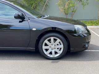 2006 Mitsubishi 380 DB Series 2 VR-X Black 5 Speed Sports Automatic Sedan