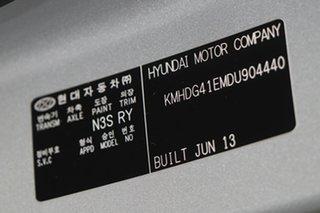 2013 Hyundai Elantra MD2 Active Silver, Chrome 6 Speed Sports Automatic Sedan
