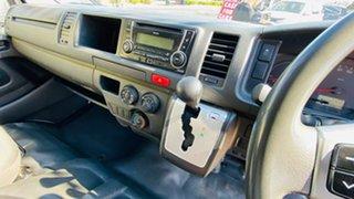 2015 Toyota HiAce KDH221R High Roof Super LWB 4 Speed Automatic Van