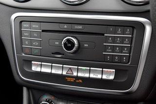 2016 Mercedes-Benz CLA-Class C117 807MY CLA220 d DCT Silver 7 Speed Sports Automatic Dual Clutch