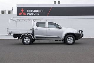2015 Holden Colorado RG MY16 LS Crew Cab Nitrate 6 Speed Manual Utility