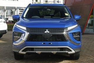 2021 Mitsubishi Eclipse Cross YB MY21 LS AWD Lightning Blue 8 Speed Constant Variable Wagon