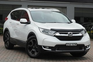 2020 Honda CR-V RW MY20 VTi-L FWD White 1 Speed Constant Variable Wagon.