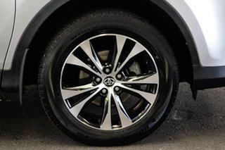 2014 Toyota RAV4 ASA44R MY14 Upgrade Cruiser (4x4) Silver Pearl 6 Speed Automatic Wagon