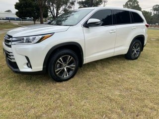 2017 Toyota Kluger GSU50R MY17 GX (4x2) Crystal Pearl 8 Speed Automatic Wagon.