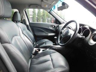 2015 Nissan Juke F15 Series 2 ST 2WD Black 6 Speed Manual Hatchback