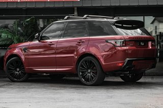 2018 Land Rover Range Rover Sport L494 18MY HSE Red 8 Speed Sports Automatic Wagon.