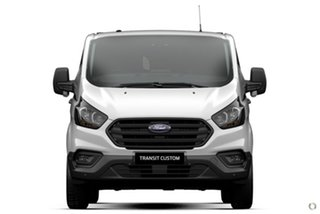 2020 Ford Transit Custom 340L (Low Roof) White 6 Speed Automatic Double Cab Van.