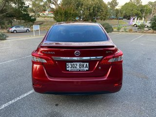 2016 Nissan Pulsar B17 Series 2 ST-L Red/Black 1 Speed Constant Variable Sedan