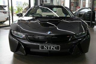 2019 BMW i8 I15 AWD Grey 6 Speed Automatic Roadster Hybrid