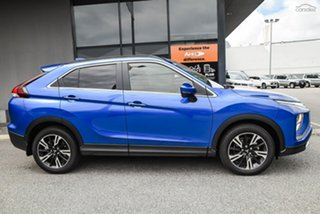 2020 Mitsubishi Eclipse Cross YB MY21 LS 2WD Blue 8 Speed Constant Variable Wagon