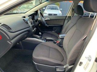2012 Kia Cerato TD MY12 Extra White 6 Speed Sports Automatic Hatchback