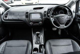 2014 Kia Cerato YD SLi Blue 6 Speed Sports Automatic Hatchback.