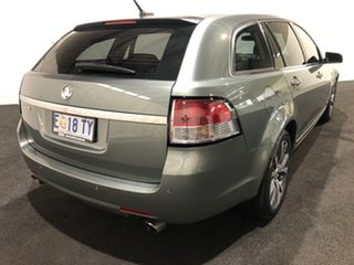 2015 Holden Calais VF MY15 Sportwagon Prussian Steel 6 Speed Sports Automatic Wagon