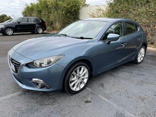 2014 Mazda 3 BM5436 SP25 SKYACTIV-MT Grey 6 Speed Manual Hatchback
