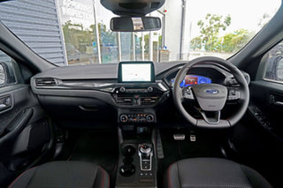 2020 Ford Escape ZH 2020.75MY ST-Line Silver 8 Speed Sports Automatic SUV