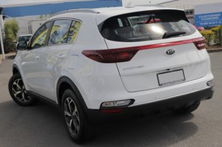2019 Kia Sportage QL MY20 S 2WD Clear White 6 Speed Sports Automatic Wagon.