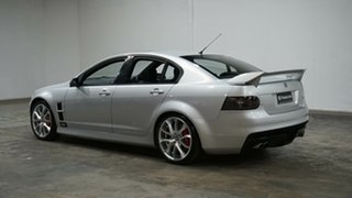 2009 Holden Special Vehicles ClubSport E Series MY09 R8 Silver 6 Speed Sports Automatic Sedan.