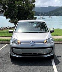2013 Volkswagen UP! Type AA MY14 5 Speed Manual.