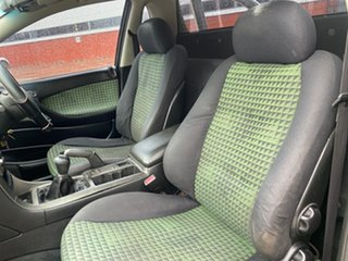 2003 Holden Commodore VY S Green 5 Speed Manual Utility