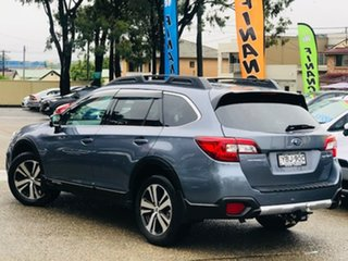 2018 Subaru Outback B6A MY18 2.5i CVT AWD Premium Grey 7 Speed Constant Variable Wagon.