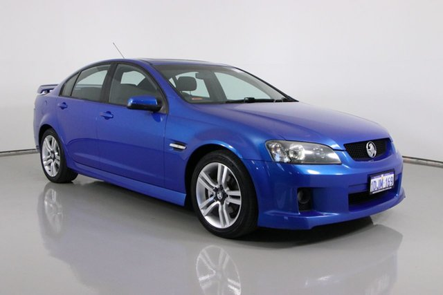 Used Holden Commodore VE MY10 SV6 Bentley, 2010 Holden Commodore VE MY10 SV6 Blue 6 Speed Automatic Sedan