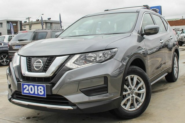Used Nissan X-Trail T32 Series II ST X-tronic 2WD Coburg North, 2018 Nissan X-Trail T32 Series II ST X-tronic 2WD Grey 7 Speed Constant Variable Wagon