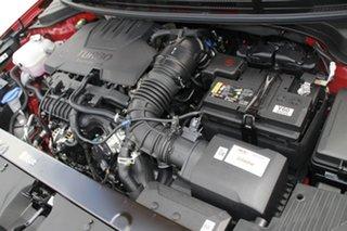 2021 Kia Stonic YB MY21 GT-Line DCT FWD Signal Red & Aurora Black 7 Speed