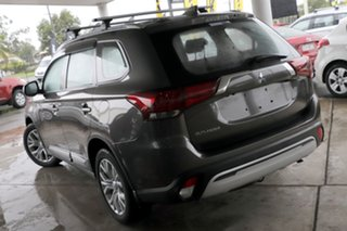 2019 Mitsubishi Outlander ZL MY20 ES 2WD Ironbark 6 Speed Constant Variable Wagon.