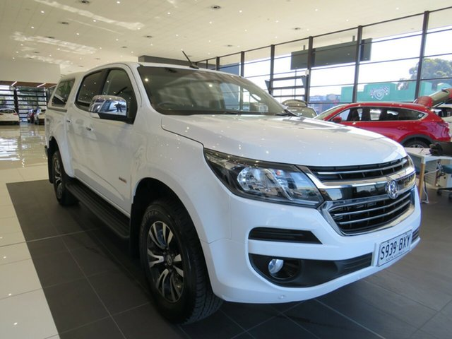 Used Holden Colorado RG MY19 LTZ Pickup Crew Cab Edwardstown, RG MY19 LTZ PCKU SA 6sp 2.8DT (5yr warranty)