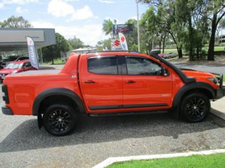 2019 Holden Colorado RG MY20 Z71 Pickup Crew Cab Orange 6 Speed Sports Automatic Utility.